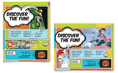 templates for posters in publisher kids club poster template word publisher