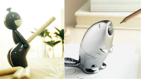 Normal Home Interior Design 6 Cool And Unusual Pencil Sharpeners Design Swan