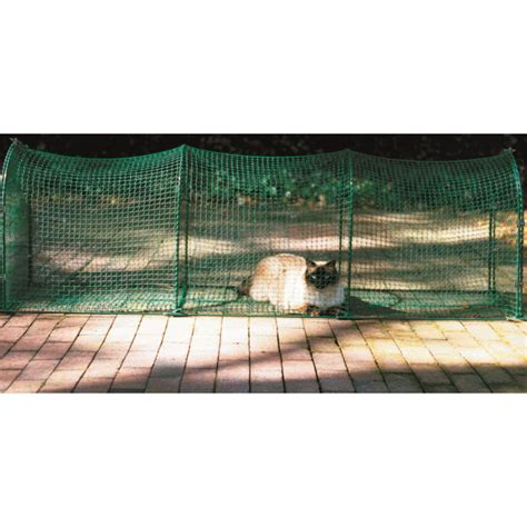 Portable Patios by Deck Patio Cat Tunnel For Patio And Other