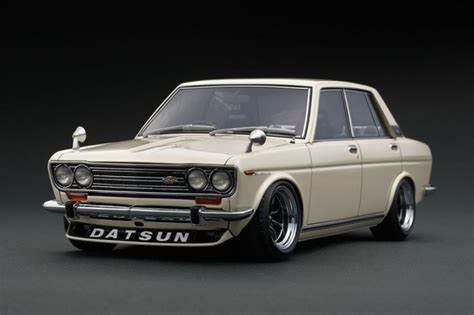 nissan datsun nissan datsun bluebird sss 510 white ignition model