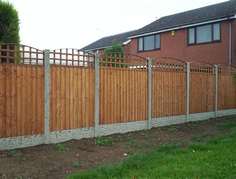 Trellis As A Fence Arched Trellis Eaton Fencing