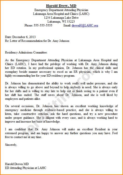 Great Recommendation Letter For College 11 Letter Of Recommendation Exle Invoice Template