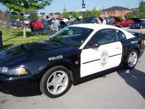 Cool police cars high performance mustangs inc