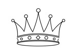 princess crown sketch clipart best