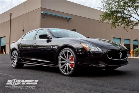 maserati quattroporte wheels 2014 maserati quattroporte with gianelle wheels wheel