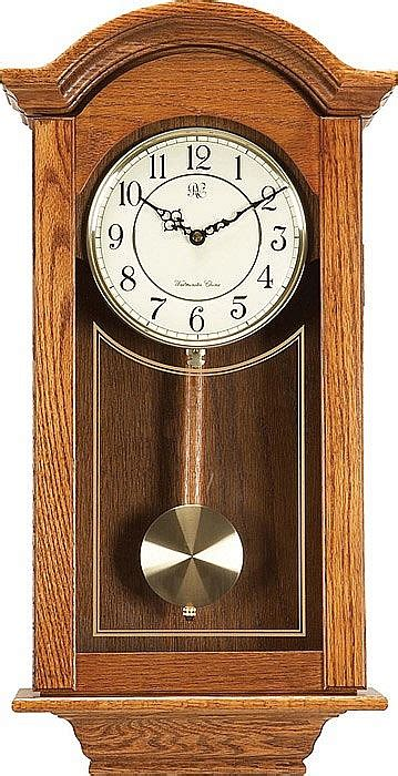 pendulum on grandfather clock stops swinging river city chiming regulator wall clock oak finish