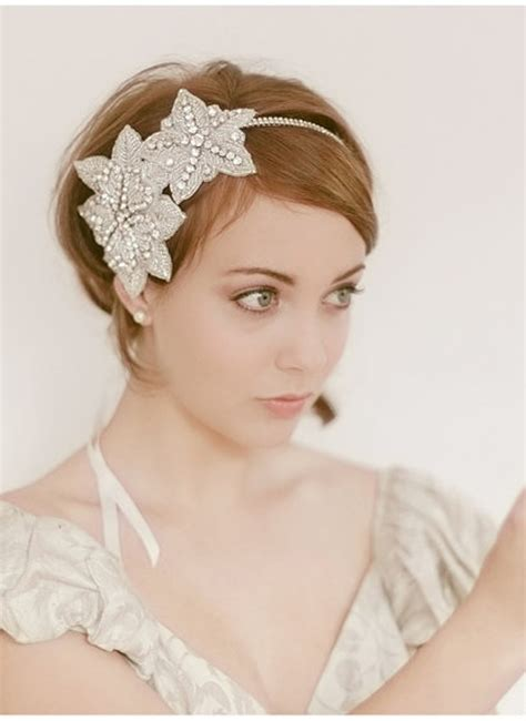 Wedding Hair With Headpiece by Wedding Hairstyles For Hair With Headpiece Bodas