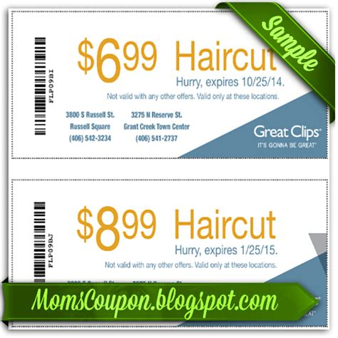 utah readers 6 99 haircut at great clips freebies2deals great clips haircut 7 99 coupon the best haircut 2017
