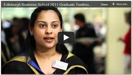 Heriot Watt Mba Accreditation by Testimonial Image B B College