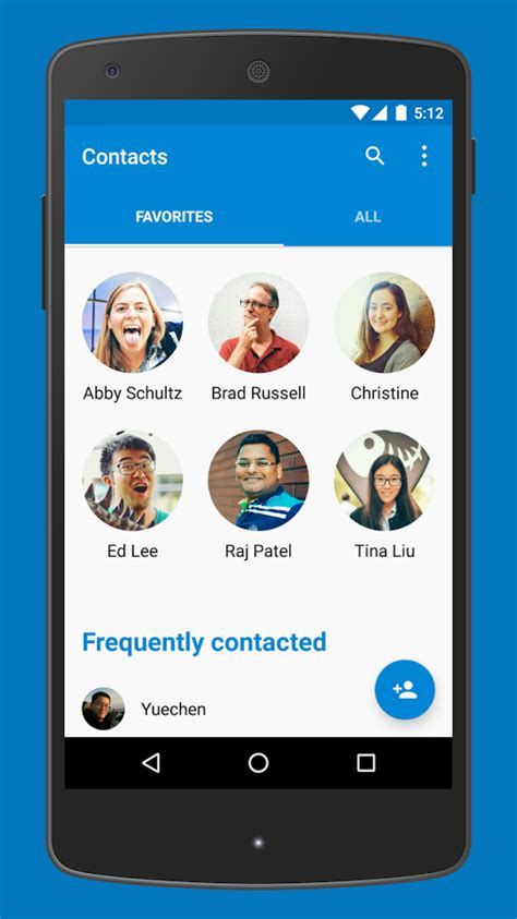 best android contacts app update back again has published the phone and contacts apps on the play store dialer