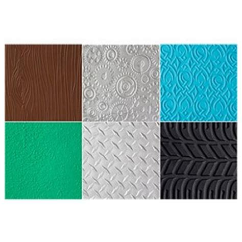 Impression Mat by Autumn Carpenter Manly Icing Texture Sheet Impression Mat
