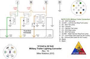 12 pin nato trailer plug wiring diagram nato download free