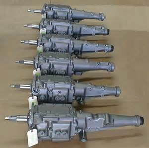 Ford Toploader Remanufactured Toploaders