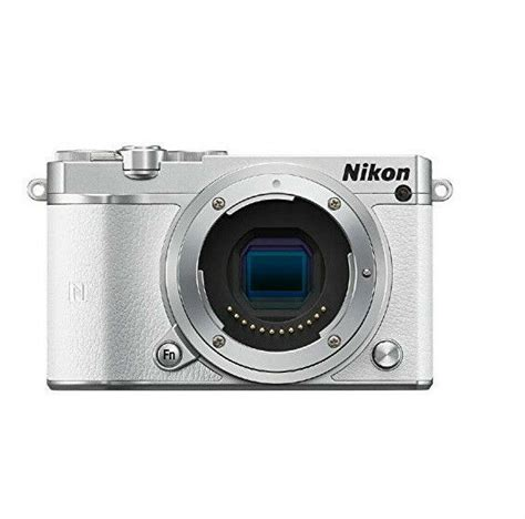 nikon 1 j5 mirrorless digital only white ebay