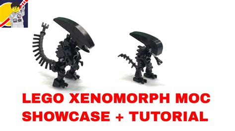 lego war tutorial lego xenomorph alien moc tutorial youtube