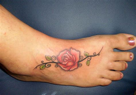 elegant rose tattoo 26 tattoos for creativefan