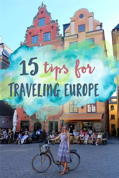 15 for traveling europe the abroad