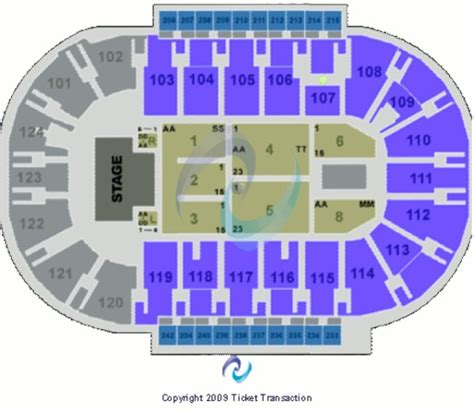santander arena seating santander arena tickets in reading pennsylvania santander