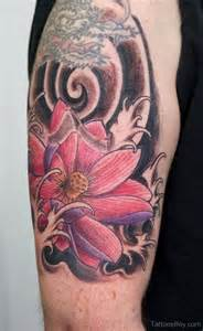 Pretty Lotus Flower Tattoos Lotus Tattoos Designs Pictures Page 3