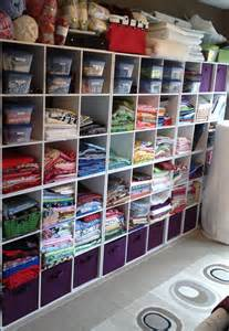 Ideas For Organizing A Garage - where we craft upstairs hobby room and sew we craft