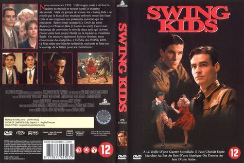 swing dvd jaquette dvd de swing kids cin 233 ma passion