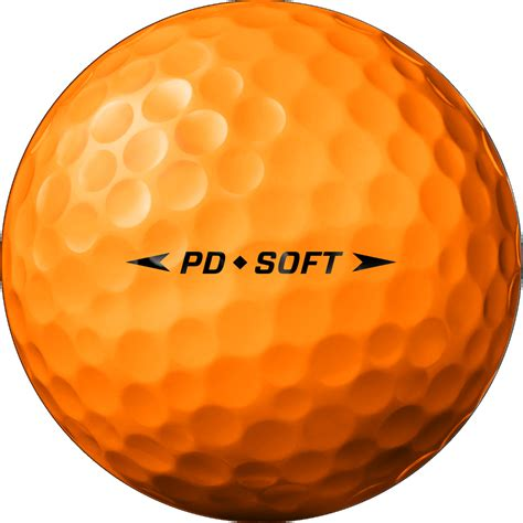 soft orange nike pd soft orange personalized golf balls discount prices for golf equipment