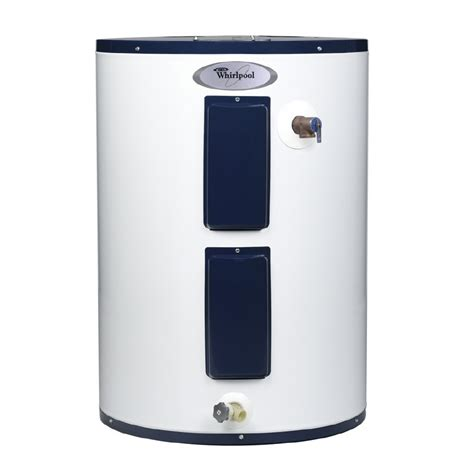 Electric Water Heater Shop Whirlpool 28 Gallon 6 Year Lowboy Electric Water