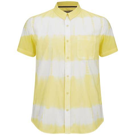 light yellow mens dress shirt brave soul s 3 stripe tie dye shirt light yellow