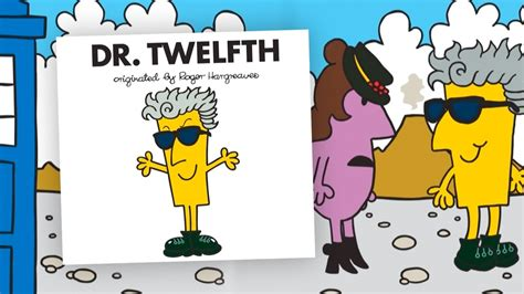 dr tenth doctor who roger hargreaves books dr twelfth read by gomez blogtor who