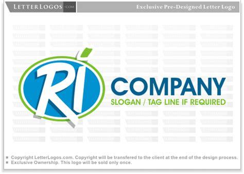 Embelem Logo Ri letters ri logo r logo18