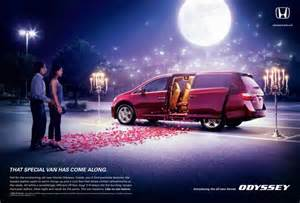 Honda Ads Honda Odyssey Quot Quot Print Ad By Rpa