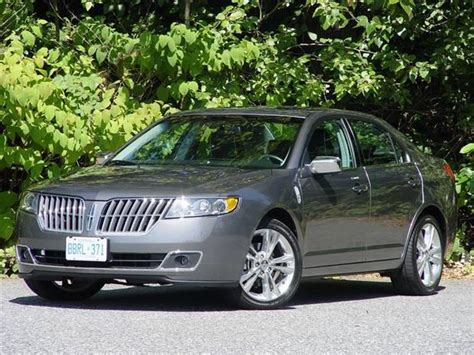 2010 lincoln mkz review test drive test drive 2010 lincoln mkz awd autos ca
