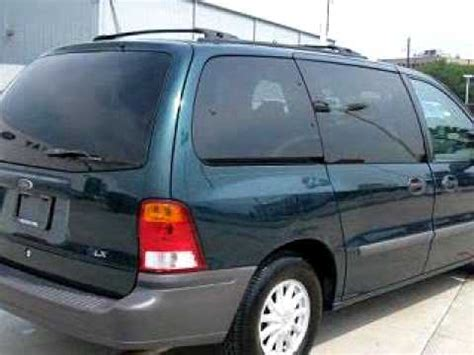 1999 Ford Windstar Problems Online Manuals And Repair