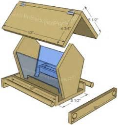free bird feeder plans woodworker magazine