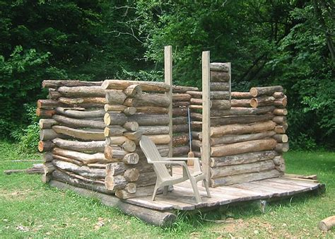 Building A Small Home From Scratch Half How To Build Your Own Log Home And Cabin From
