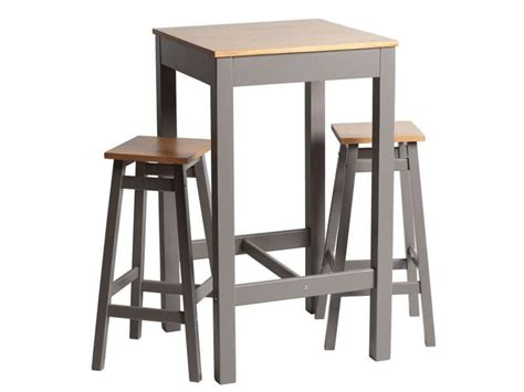 Tabouret De Bar Gris Conforama by Tabouret Haut Bruges Coloris Gris Ch 234 Ne Vente De Bar Et