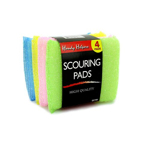 Scouring Pad wholesale scouring pad set handy helpers homeware