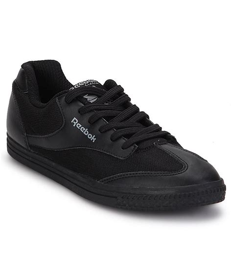 reebok class buddy black canvas casual shoes buy reebok