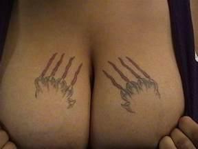 tiger scratch tattoo tiger claw scratch tattoo free online editor photo no download