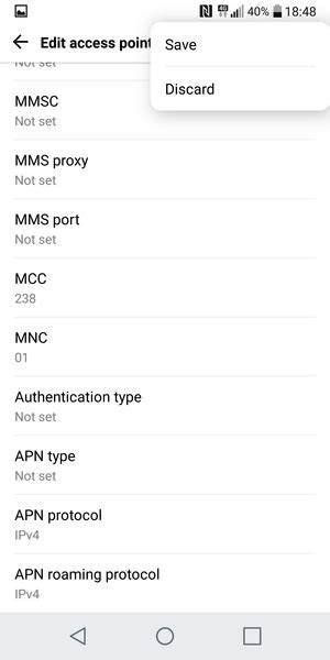 set  mms lg  android  device guides