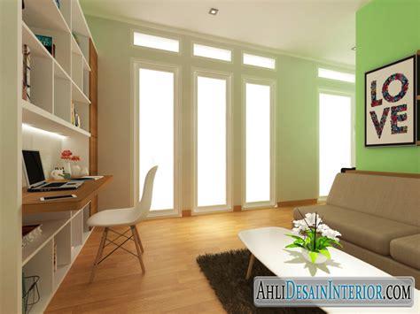 tips desain kamar ruang belajar minimalis  nyaman