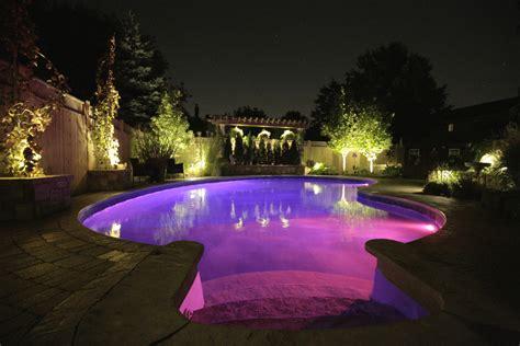 inground swimming pool lights led pool lighting lighting ideas