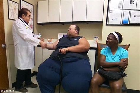 nowzaradan obese 701lb man chad dean refuses to take his medication after