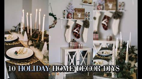 Cheap Stylish Curtains Decorating 10 Diys Home Decor Holidays 2017 Trendy Cheap Decor