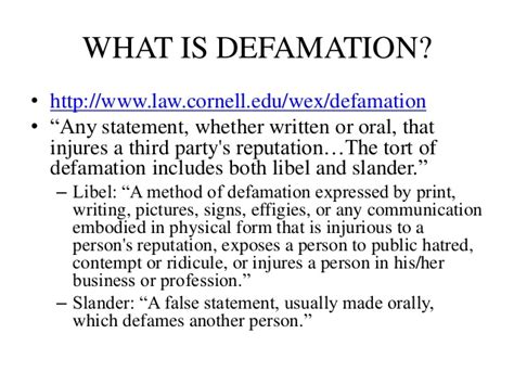 defamation section image gallery defamation quotes