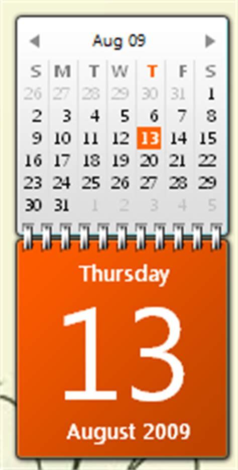 Calendar Desktop Gadget Desktop Calendar Gadget Windows 10 Search Engine