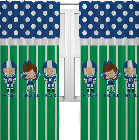 football curtain football curtains rnk shops