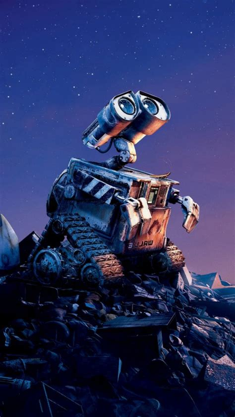 wallpaper for iphone movie wall e movie looking up stars iphone 5 wallpaper ipod