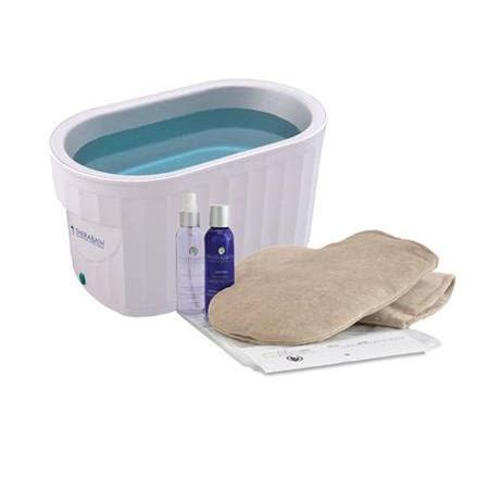 Paraffin Bath by Therabath Professional Grade Paraffin Bath Kit Paraffin