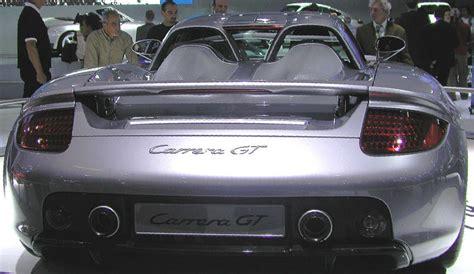 Porsche Carrera Gt Preis by Www Hadel Net Autos Pkw Porsche Carerra Gt Iaa 2003